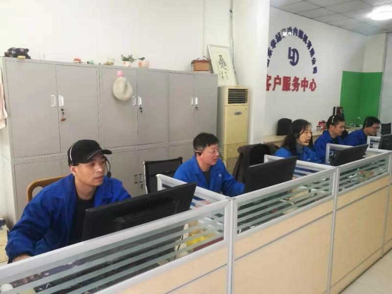 bwin集团莱动春季服务保障工作正式打响